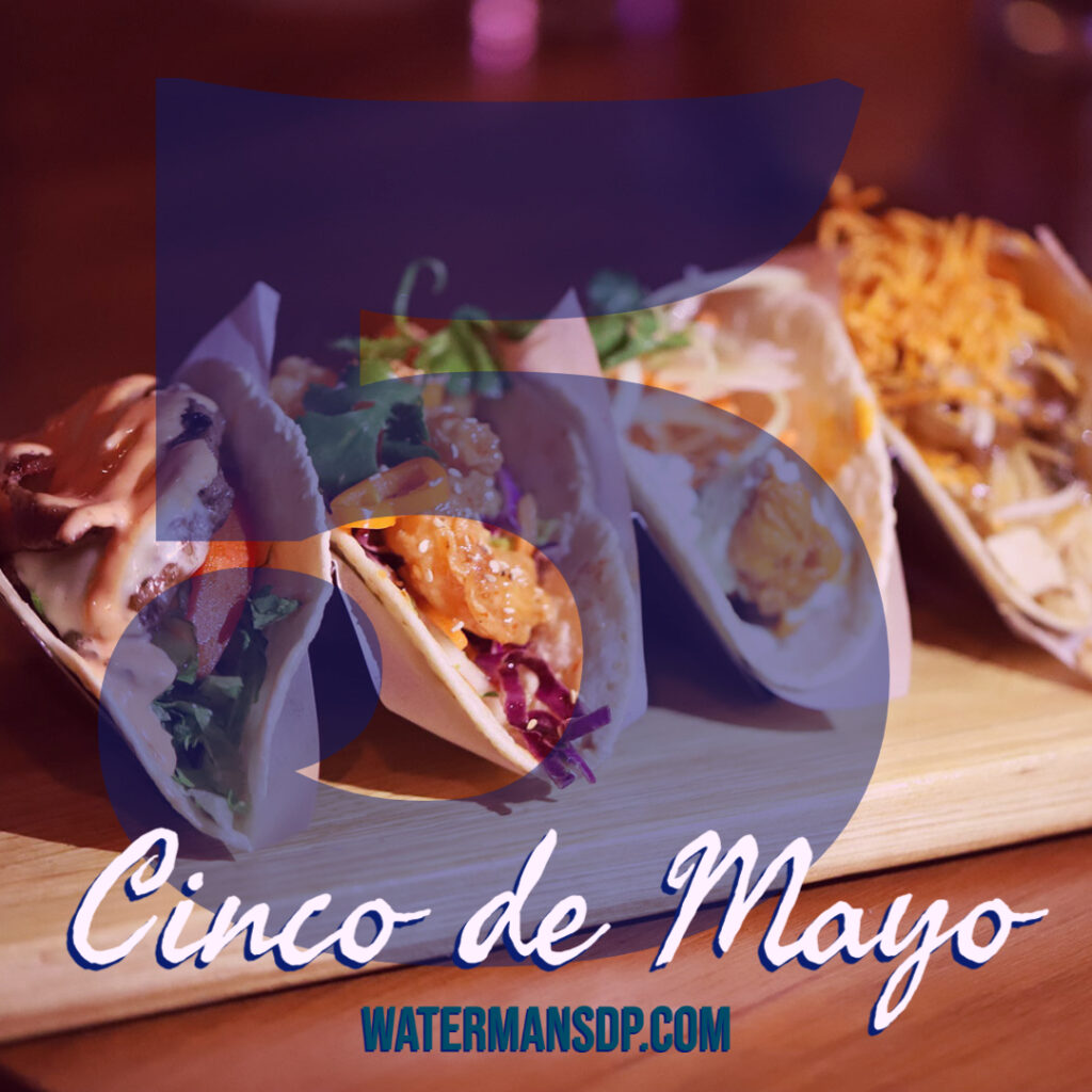 Join us for Cinco de Mayo